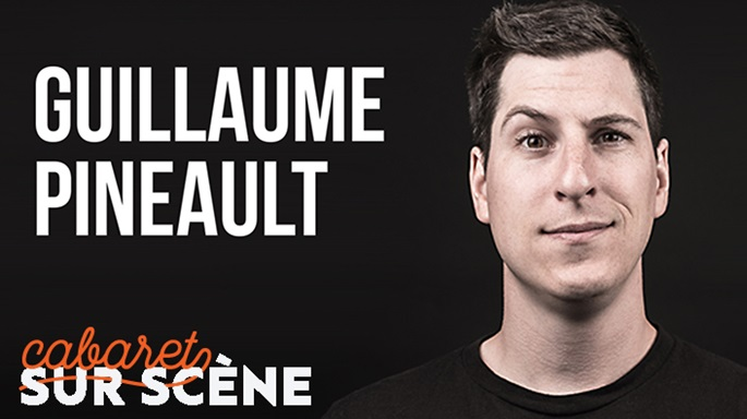 Guillaume Pineault vous invite!