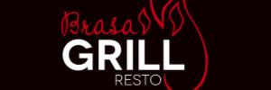 Brasa grill - logo